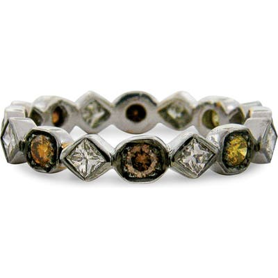 Sethi Couture Diamond Art Deco Ring
