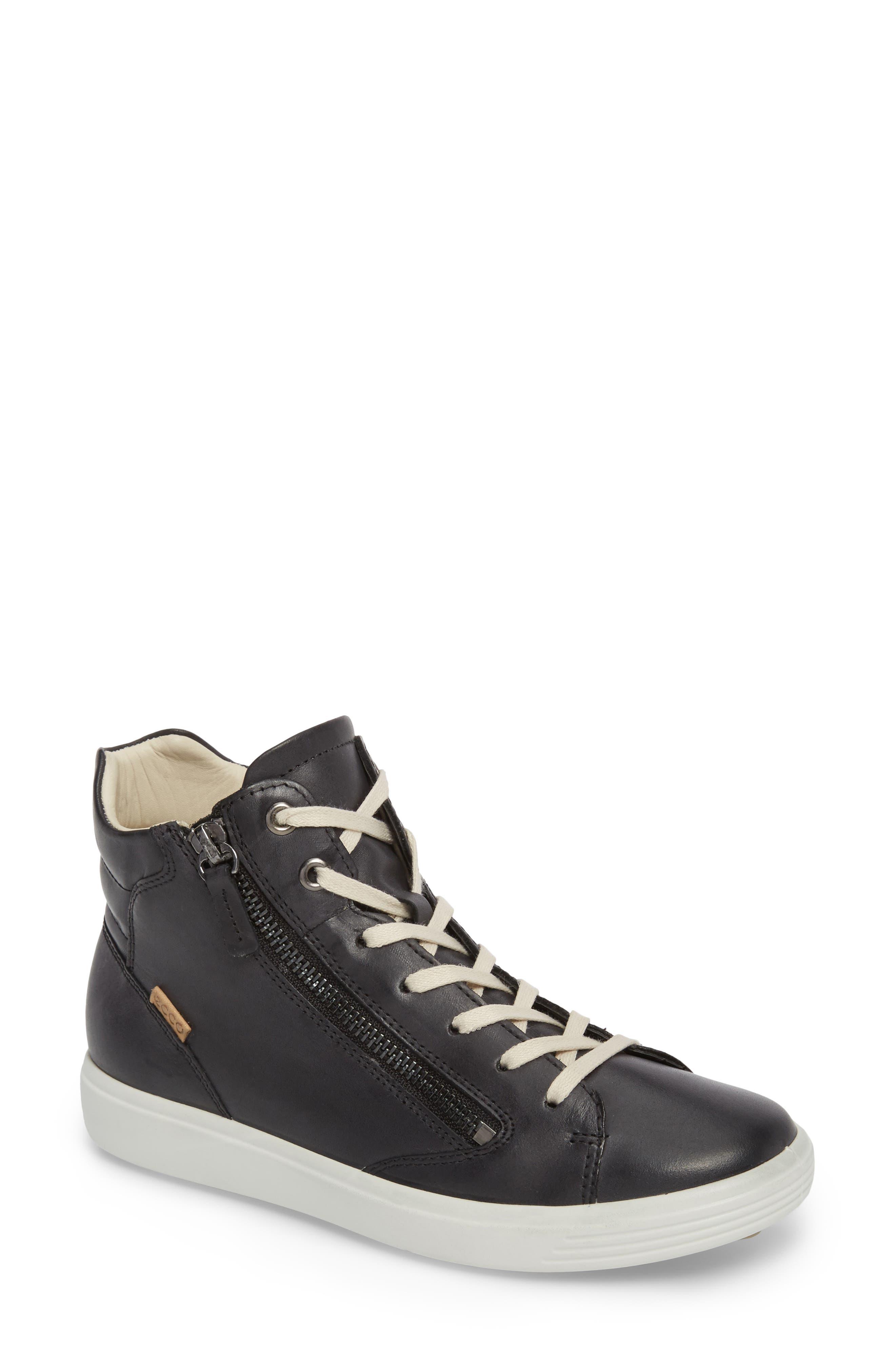 ECCO | Soft 7 High Top Sneaker