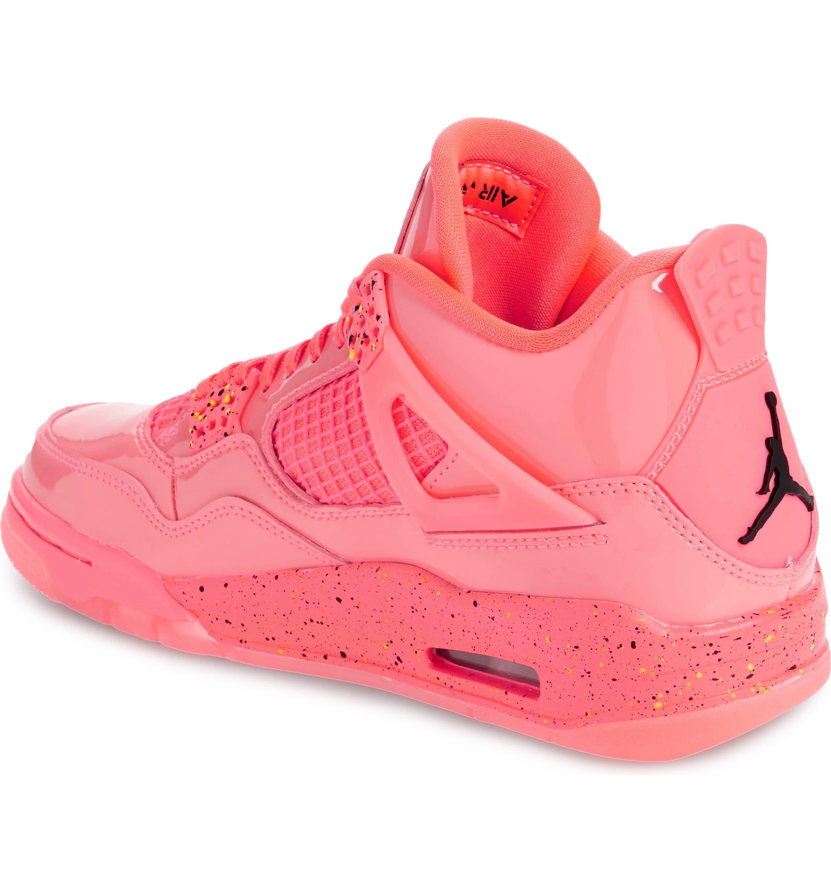 the latest e0cc9 f6aec Nike Air Jordan 4 Retro NRG High Top Sneaker