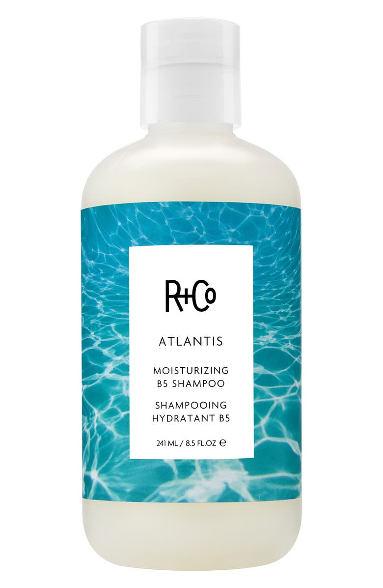 R+CO Atlantis Moisturizing Shampoo, Main, color, 000