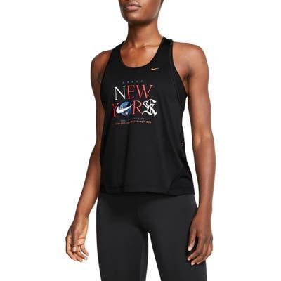 Nike Mile Nyc Dri-Fit Tank