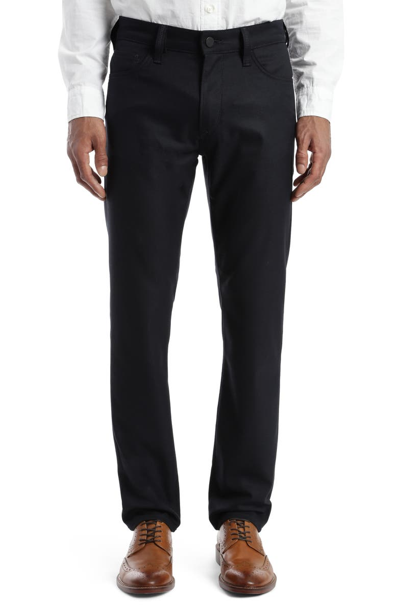 34 HERITAGE Charisma Relaxed Fit Pants, Main, color, NAVY SUPREME