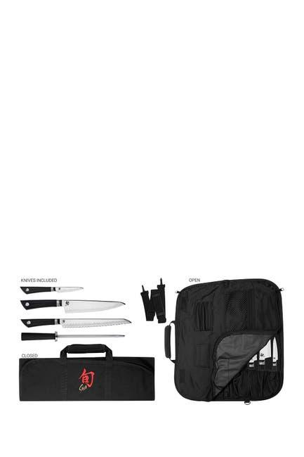 Image of Shun Cutlery Sora 5-Piece Student Knife Set
