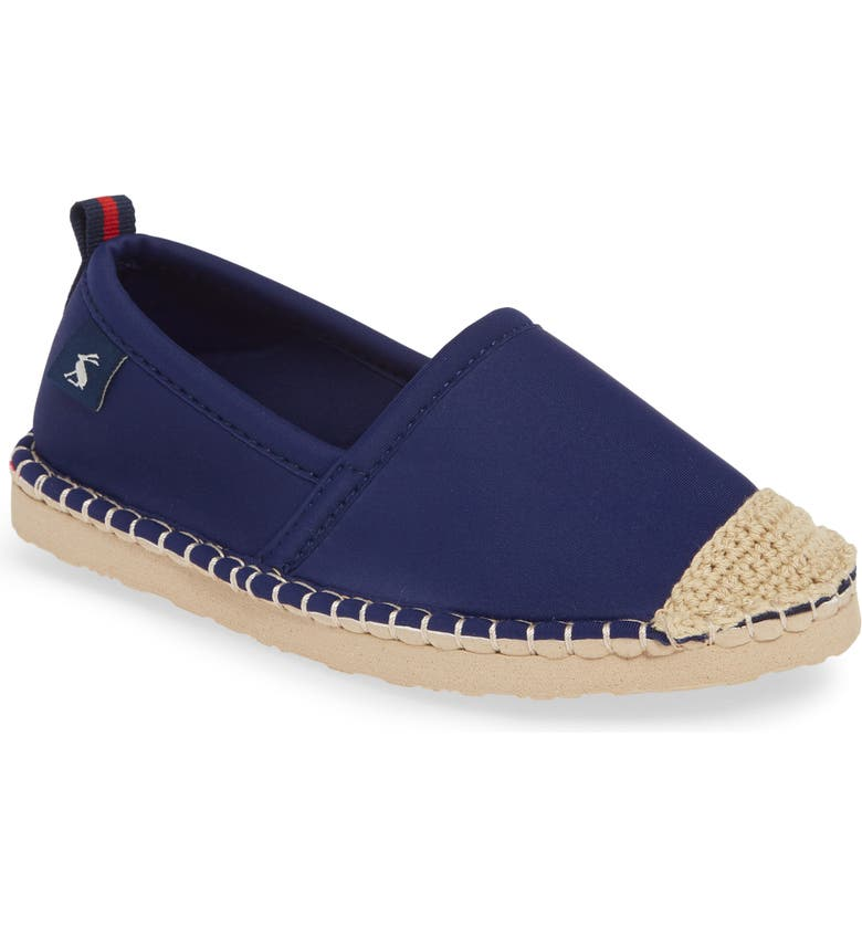 JOULES Ocean Flipadrille Flat, Main, color, FRENCH NAVY
