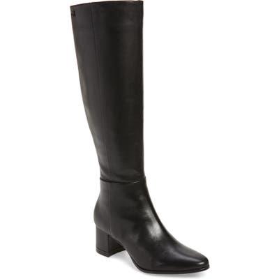 Calvin Klein Freeda Knee High Boot, Black