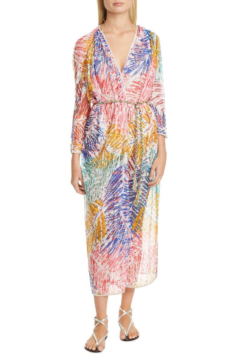 MISSONI Multicolor Knit Cover-Up, Main, color, MULTI