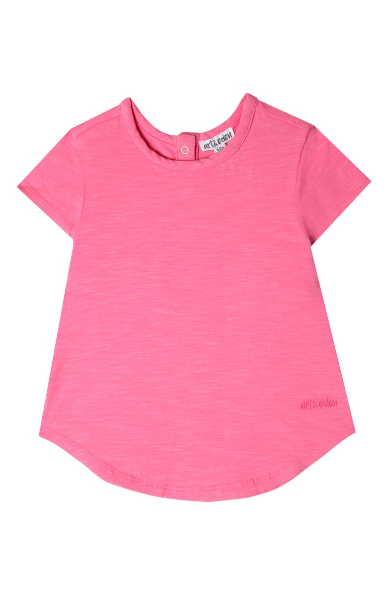 ART & EDEN Addi T-Shirt, Main, color, PINK