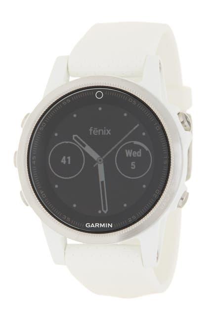 Image of GARMIN Men's fenix(R) 5S Multisport Smartwatch, 42mm