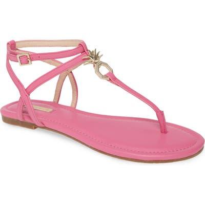 Louise Et Cie Albaran Sandal- Pink