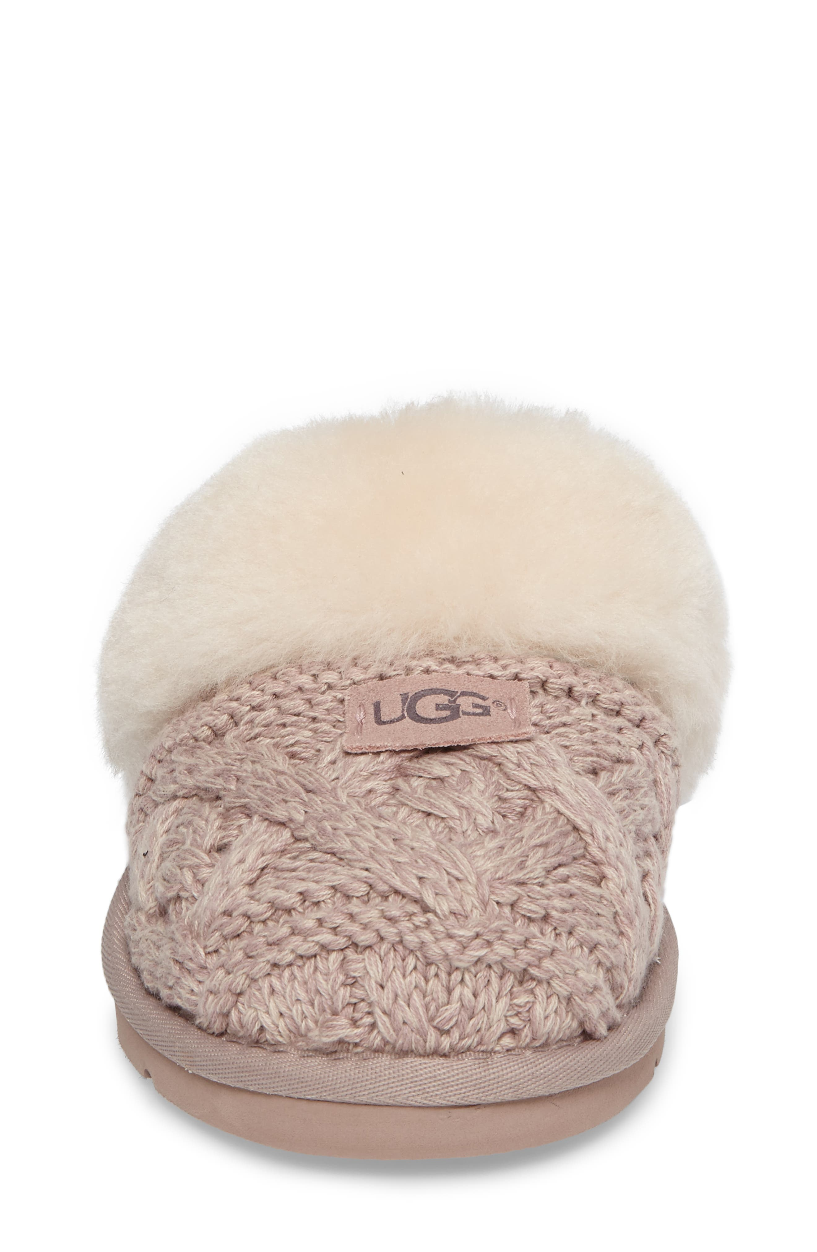 ,                             Cozy Cable Slipper,                             Alternate thumbnail 18, color,                             502