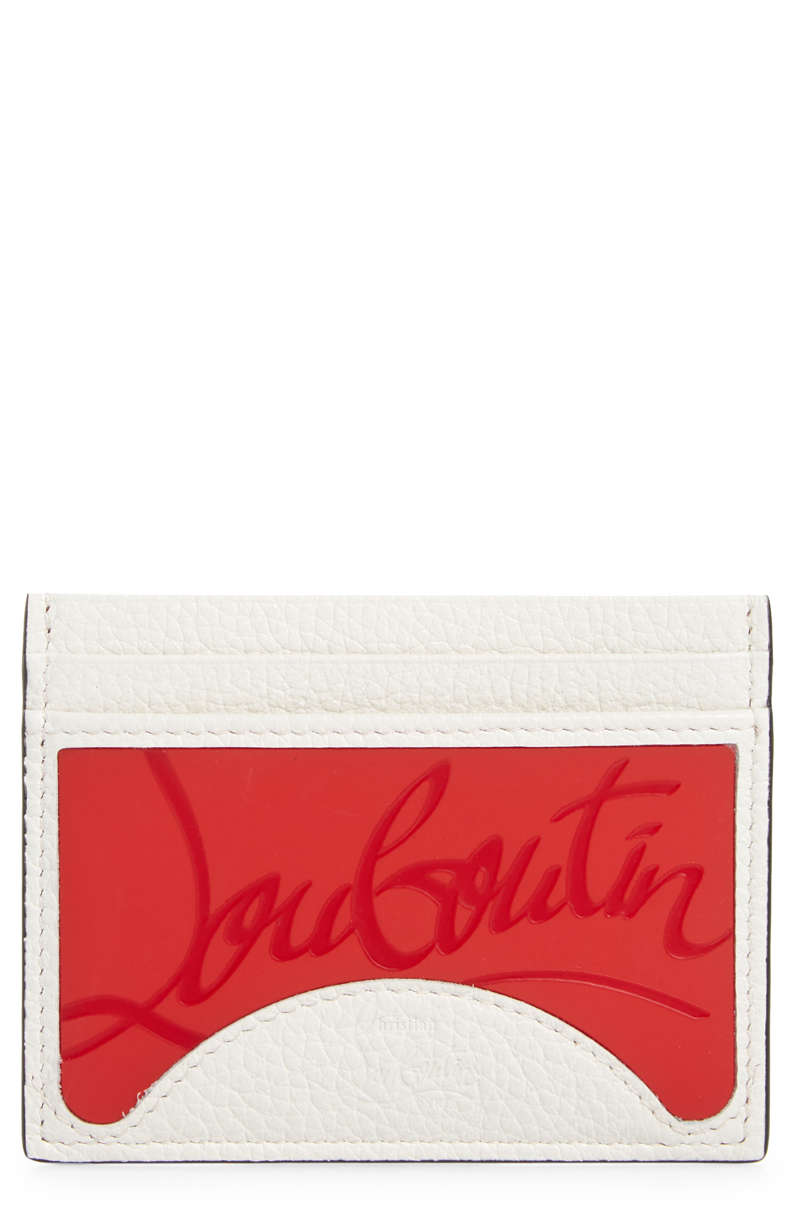 Kios Sneaker Sole Leather & Tpu Card Case