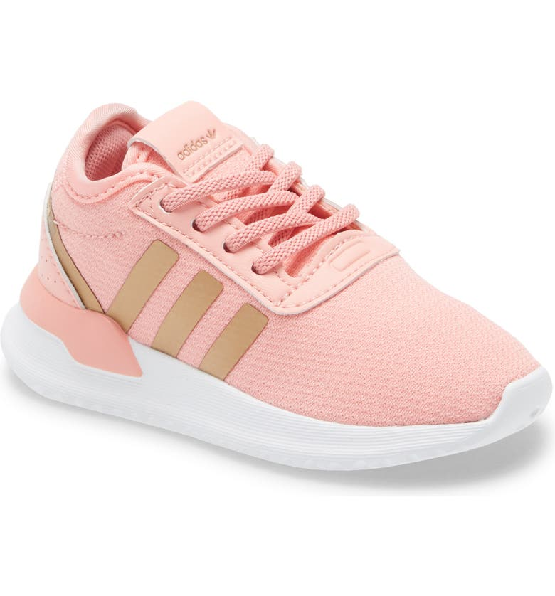 ADIDAS U_Path X El I Sneaker, Main, color, GLORY PINK/ COPPER/ WHITE