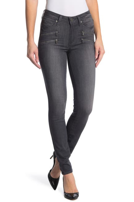 Image of PAIGE Edgemont High Rise Skinny Jeans