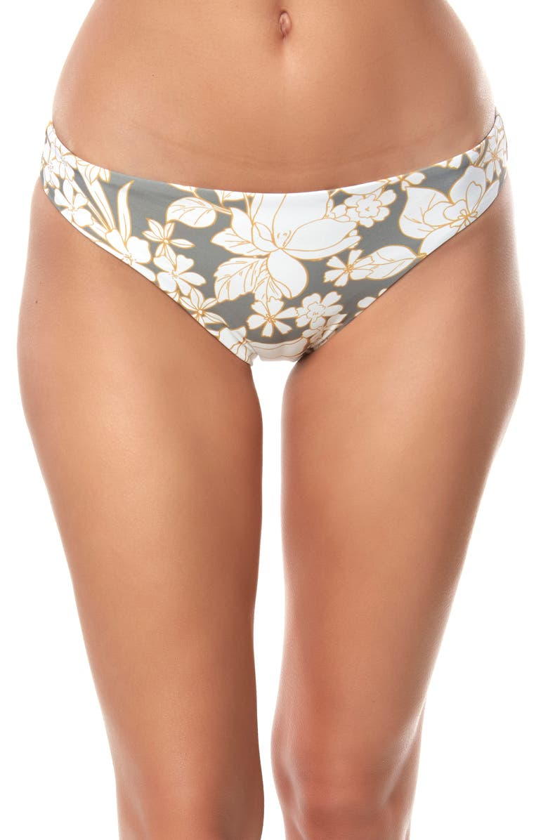 O'NEILL Embry Revo High Leg Bikini Bottoms, Main, color, FOG