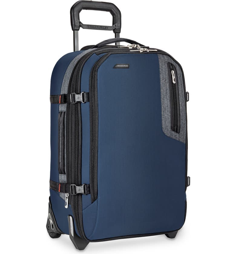BRIGGS & RILEY 'Explore' Wheeled Upright Carry-On, Main, color, 400