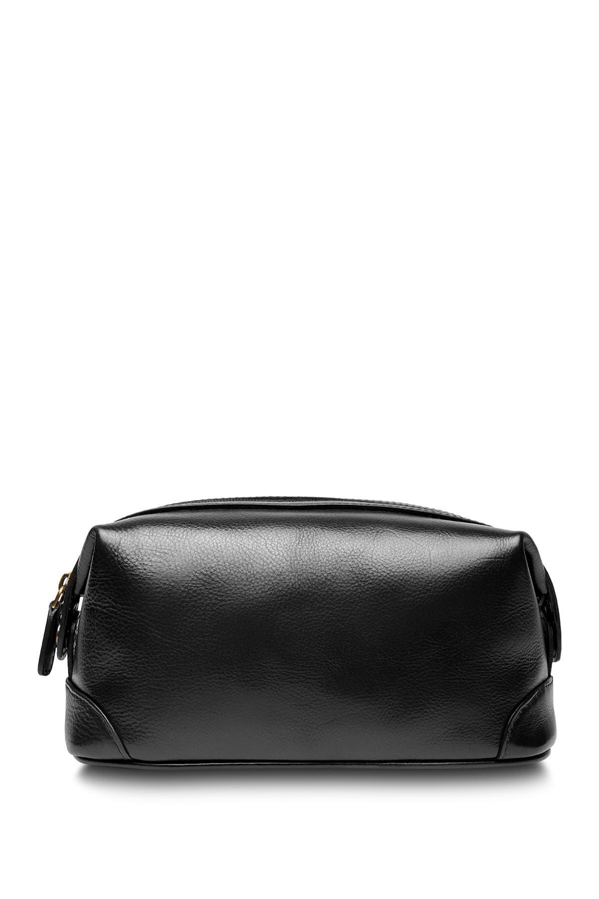 Image of BOSCA Leather Shave Kit