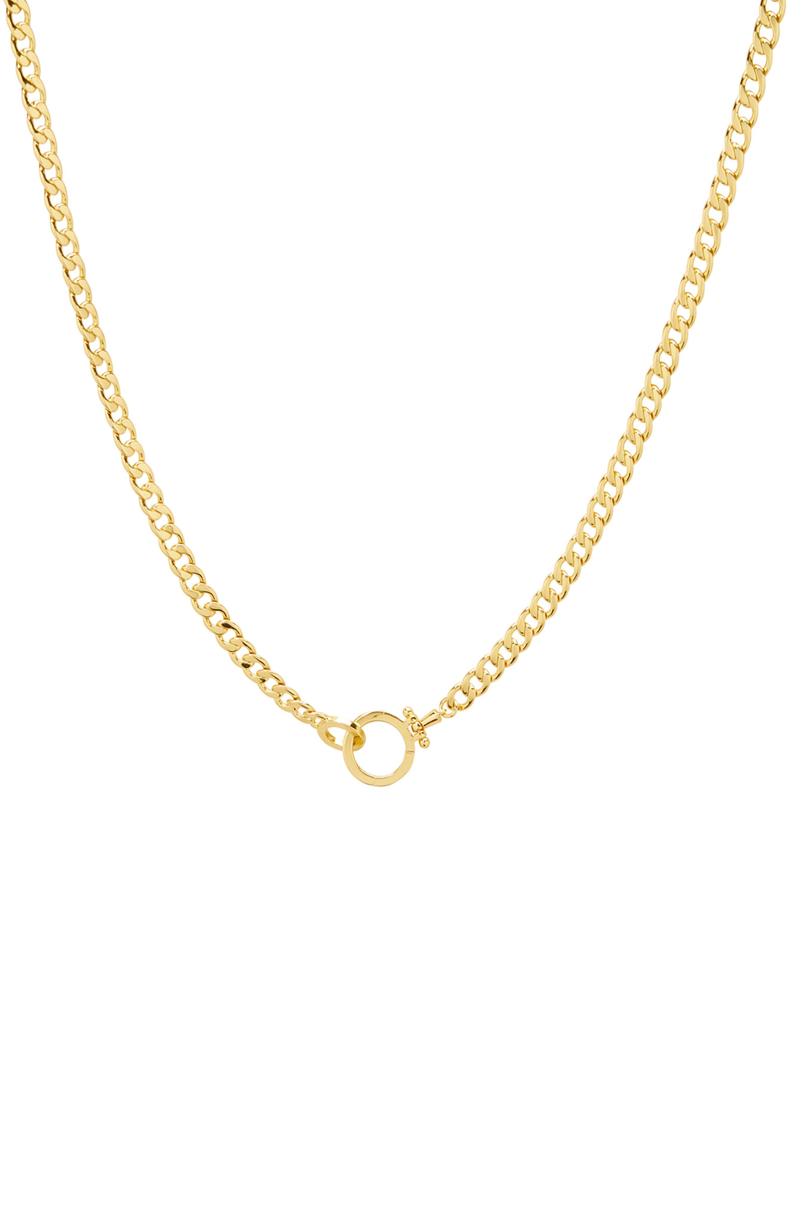 Wilder Chain Link Necklace