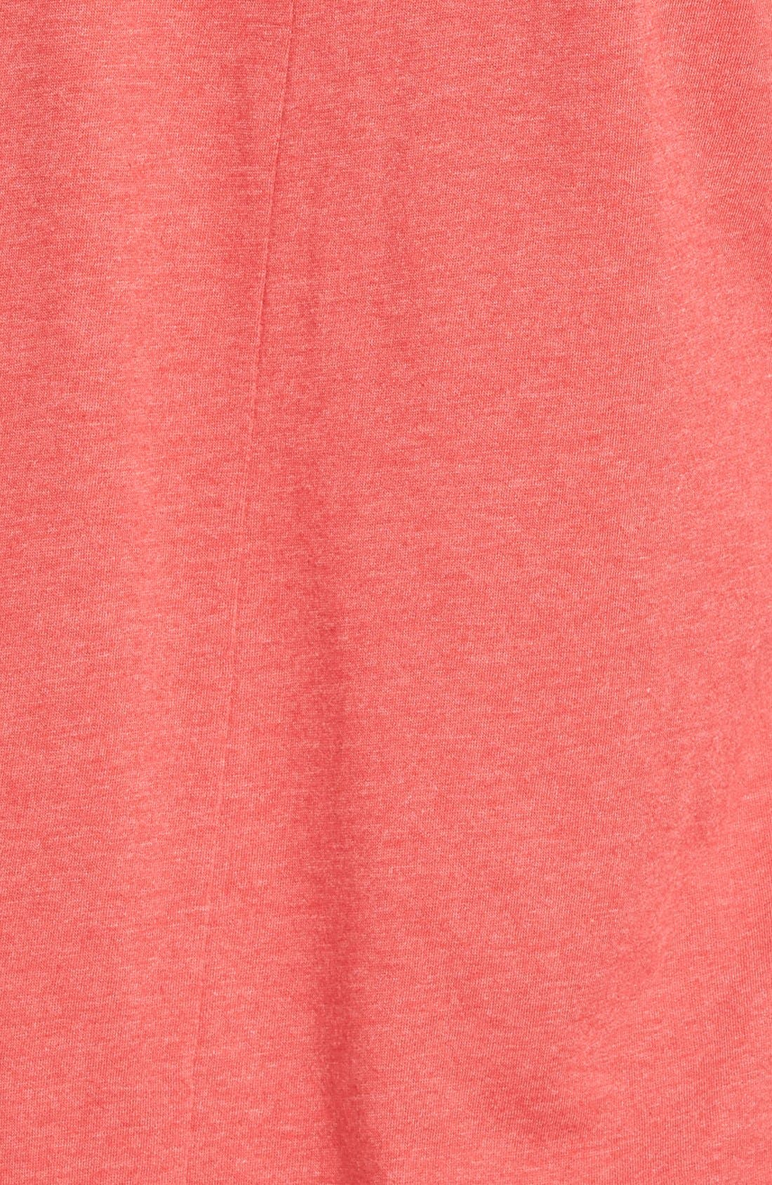 ,                             Scoop Neck Long Sleeve Tee,                             Alternate thumbnail 58, color,                             610