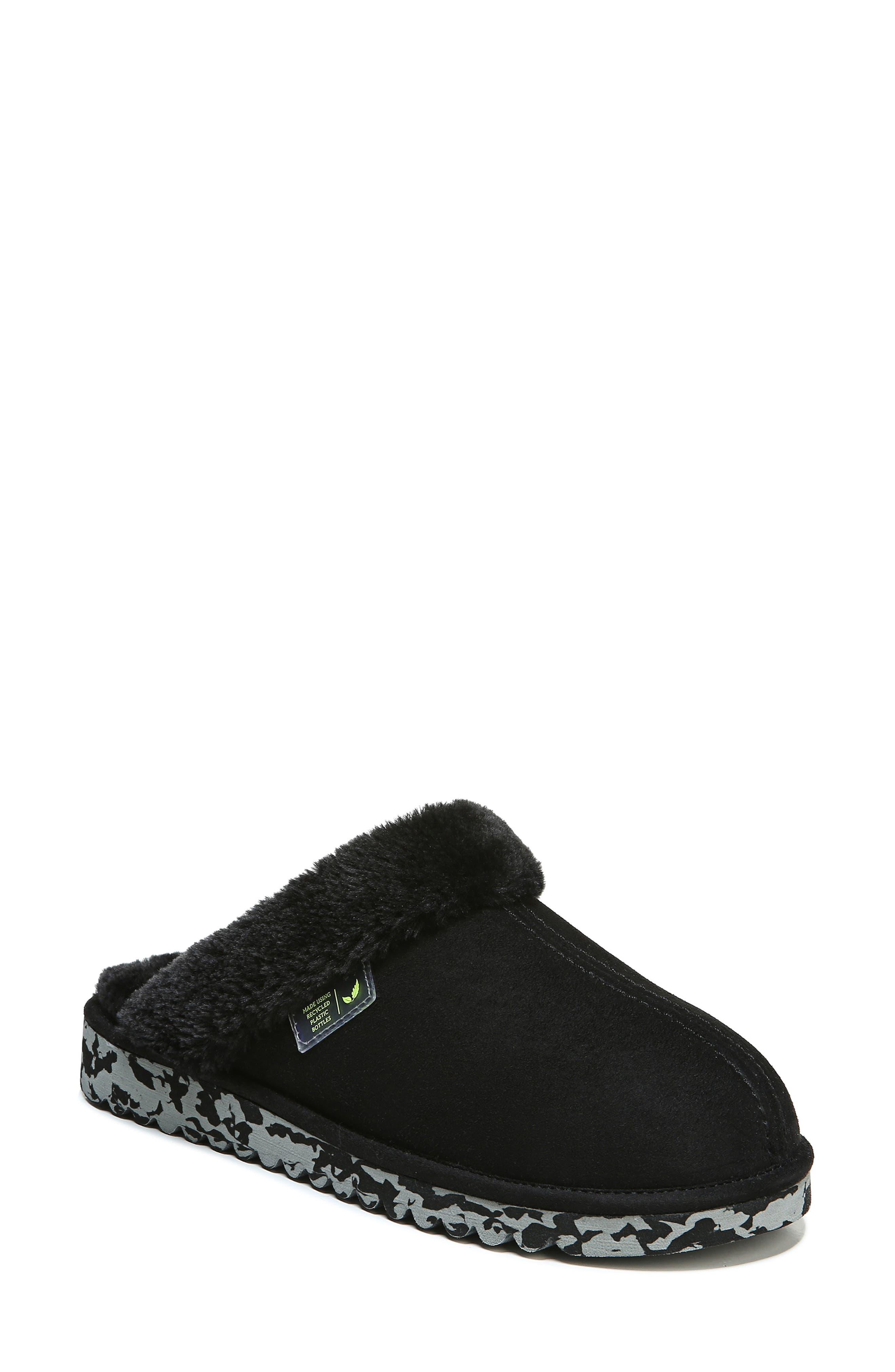 Staycay Faux Fur Slide Slipper