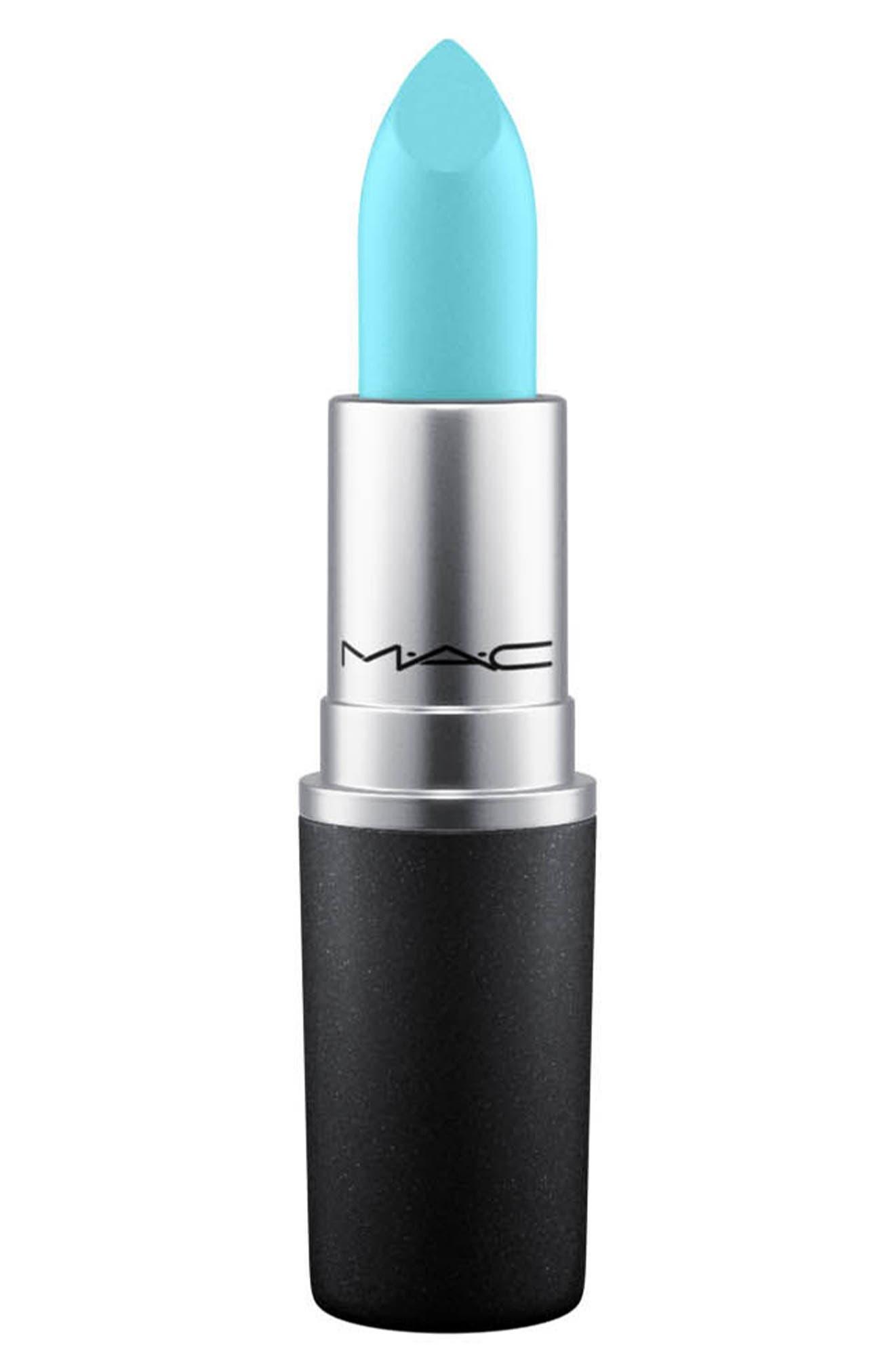 ,                             MAC Strip Down Nude Lipstick,                             Main thumbnail 406, color,                             406