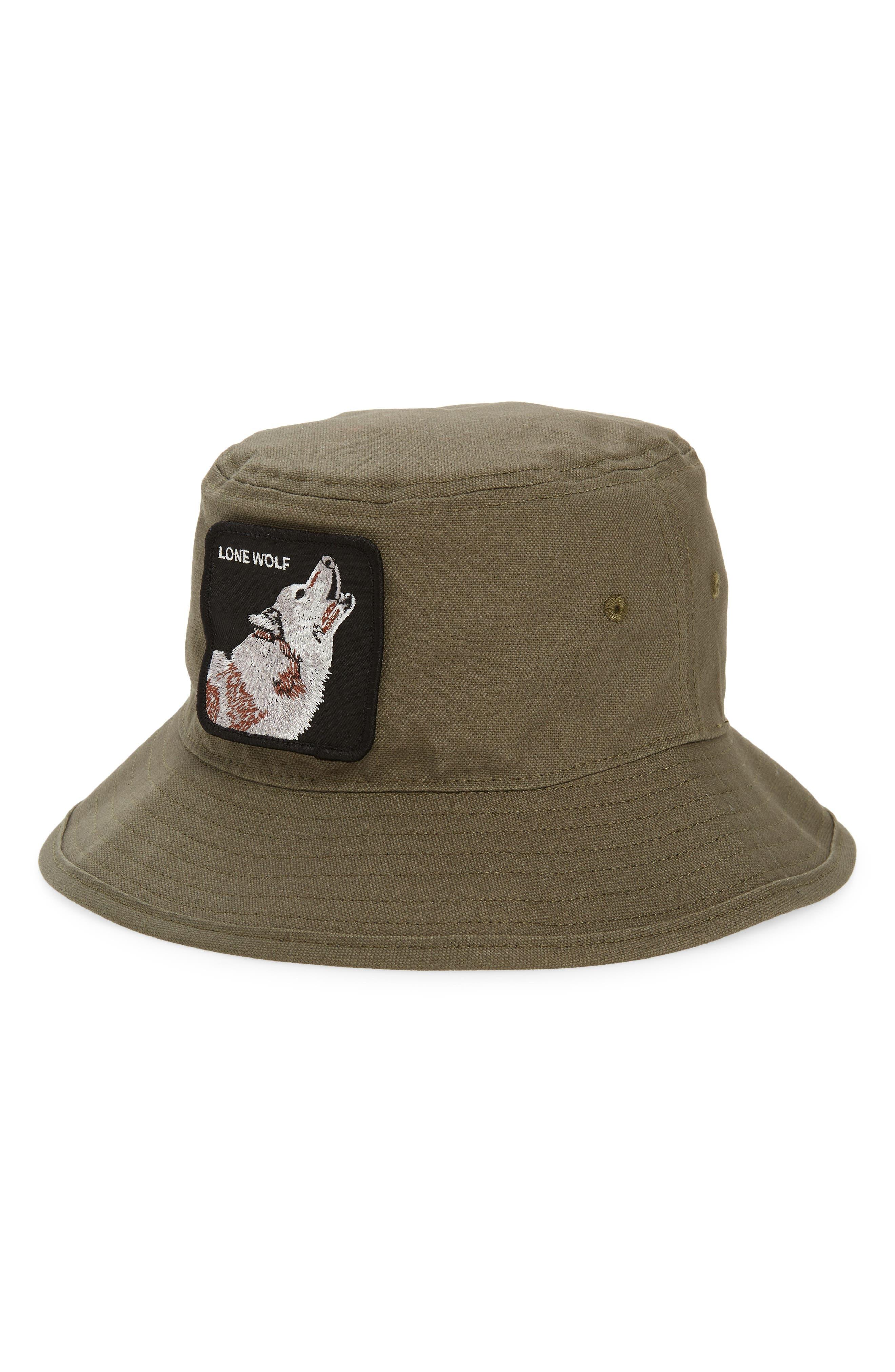 . Howl You Doing Bucket Hat