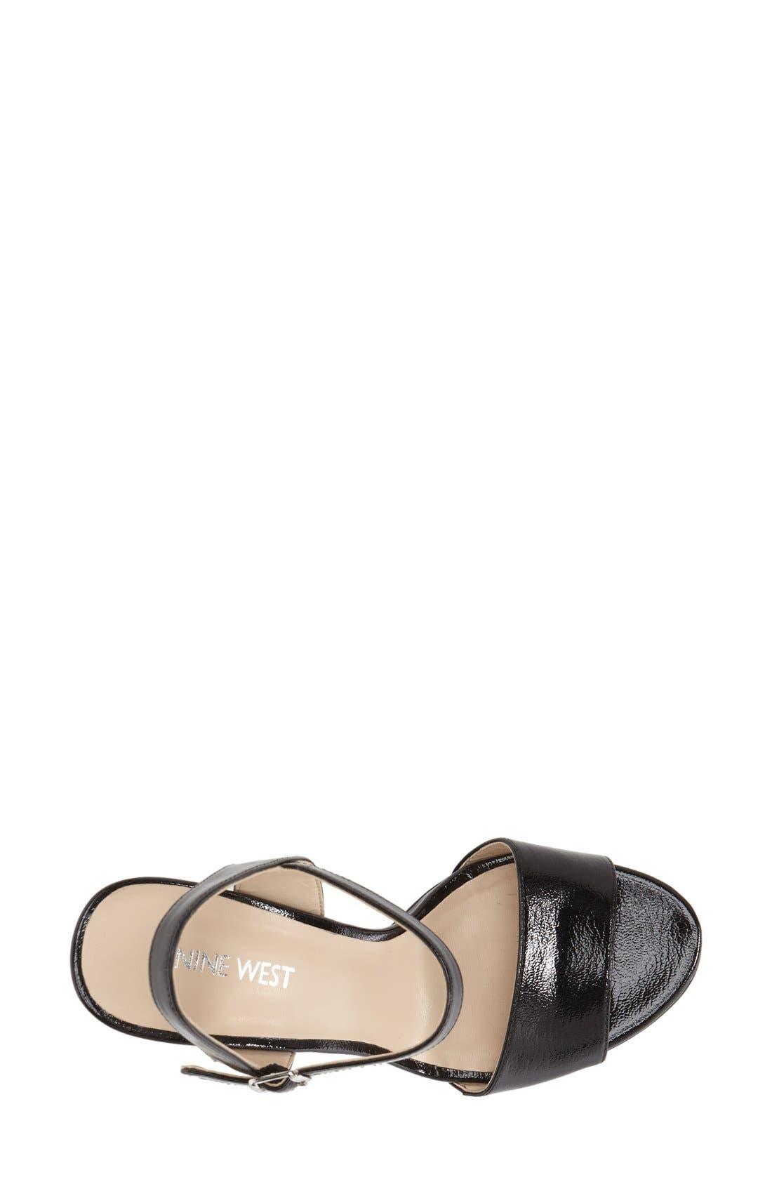 ,                             'Carnation' Platform Sandal,                             Alternate thumbnail 10, color,                             002