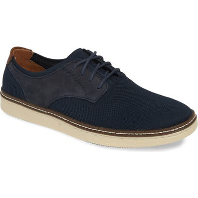 Johnston & Murphy Mcguffy Sneaker, Blue