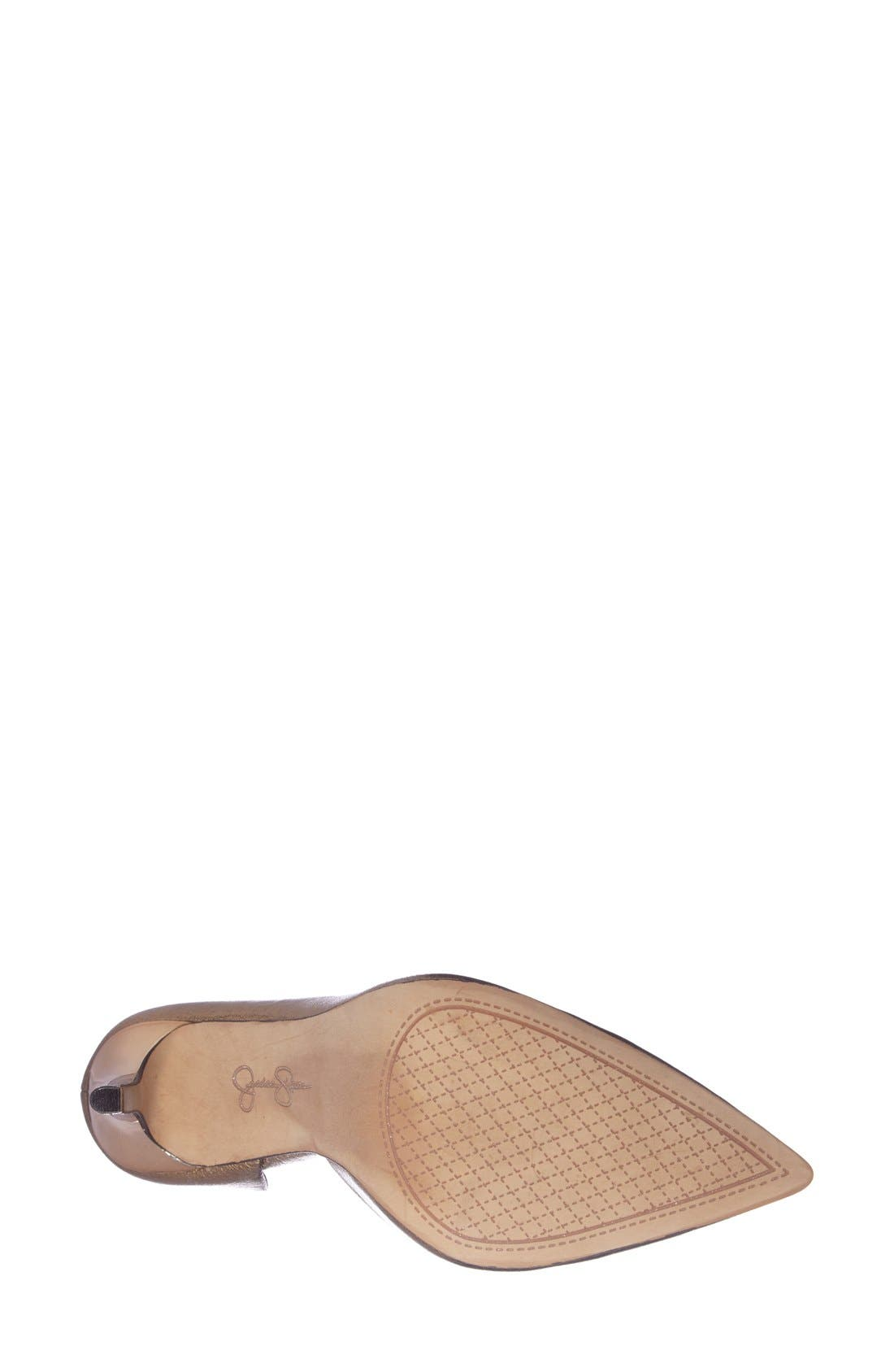 ,                             'Claudette' Half d'Orsay Pump,                             Alternate thumbnail 119, color,                             221