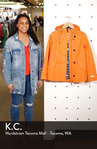 Coast Waterproof Hooded Jacket, sales video thumbnail