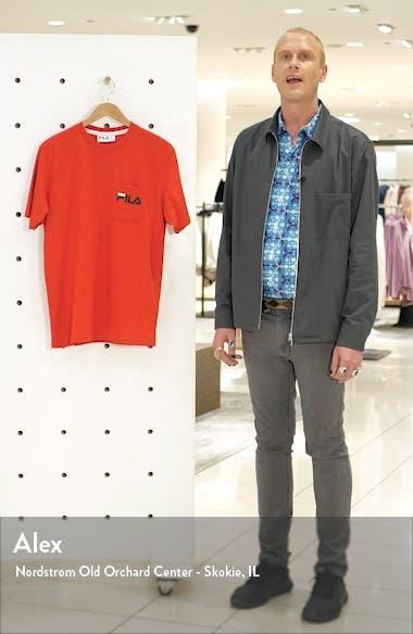 Curtis Pocket T-Shirt, sales video thumbnail