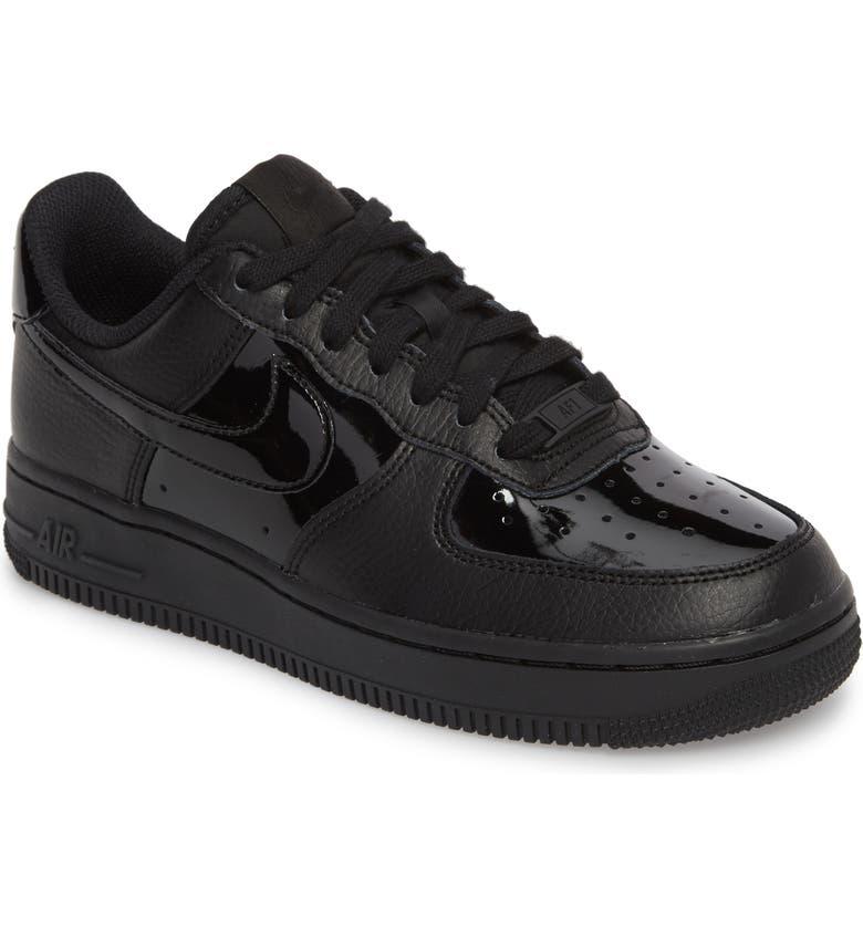 NIKE Air Force 1 '07 Sneaker, Main, color, 001