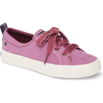 Sperry Crest Vibe Sneaker, Pink