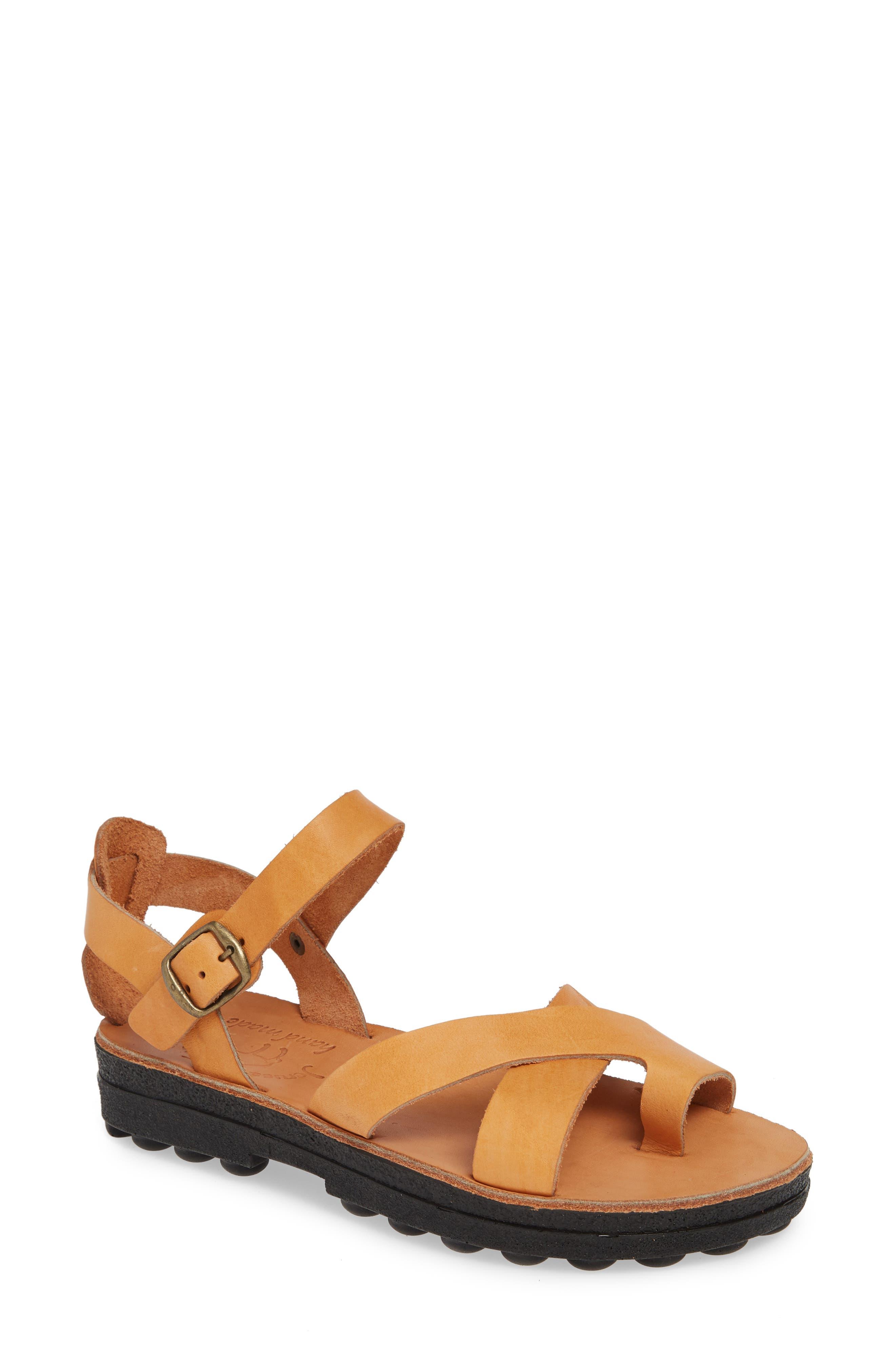 Jerusalem Sandals Toval Quarter Strap Sandal (Women)