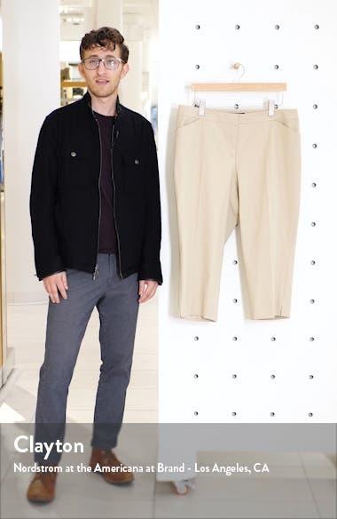 Manhattan Skinny Capri Pants, sales video thumbnail