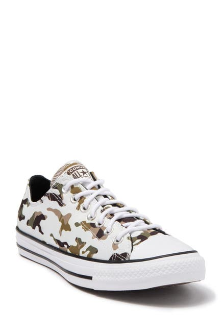 Image of Converse Chuck Taylor All Star Camo Print Oxford Sneaker