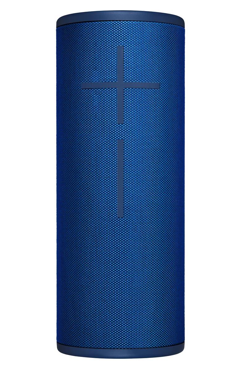 UE Megaboom 3 Wireless Bluetooth<sup>®</sup> Speaker, Main, color, LAGOON BLUE