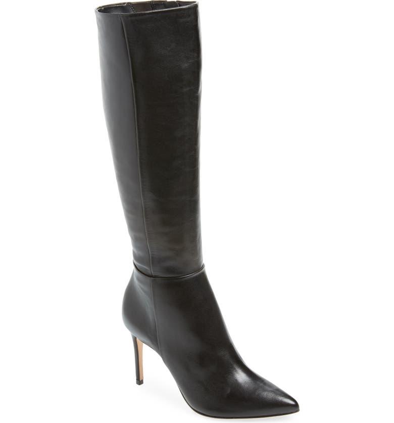 SCHUTZ Magalli Knee High Boot, Main, color, 002