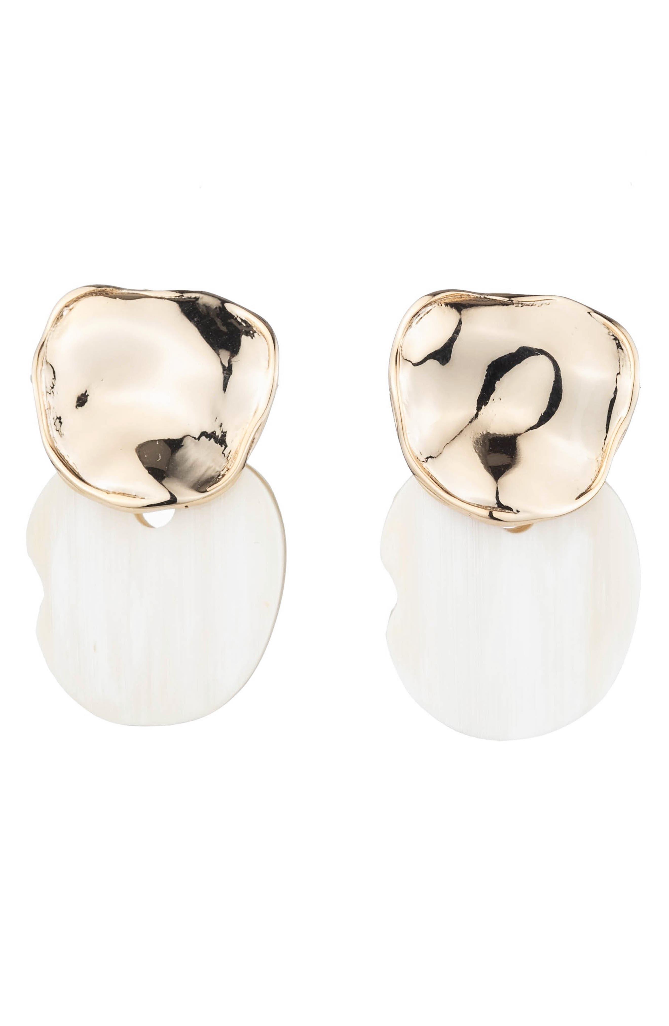 Elise Drop Earrings