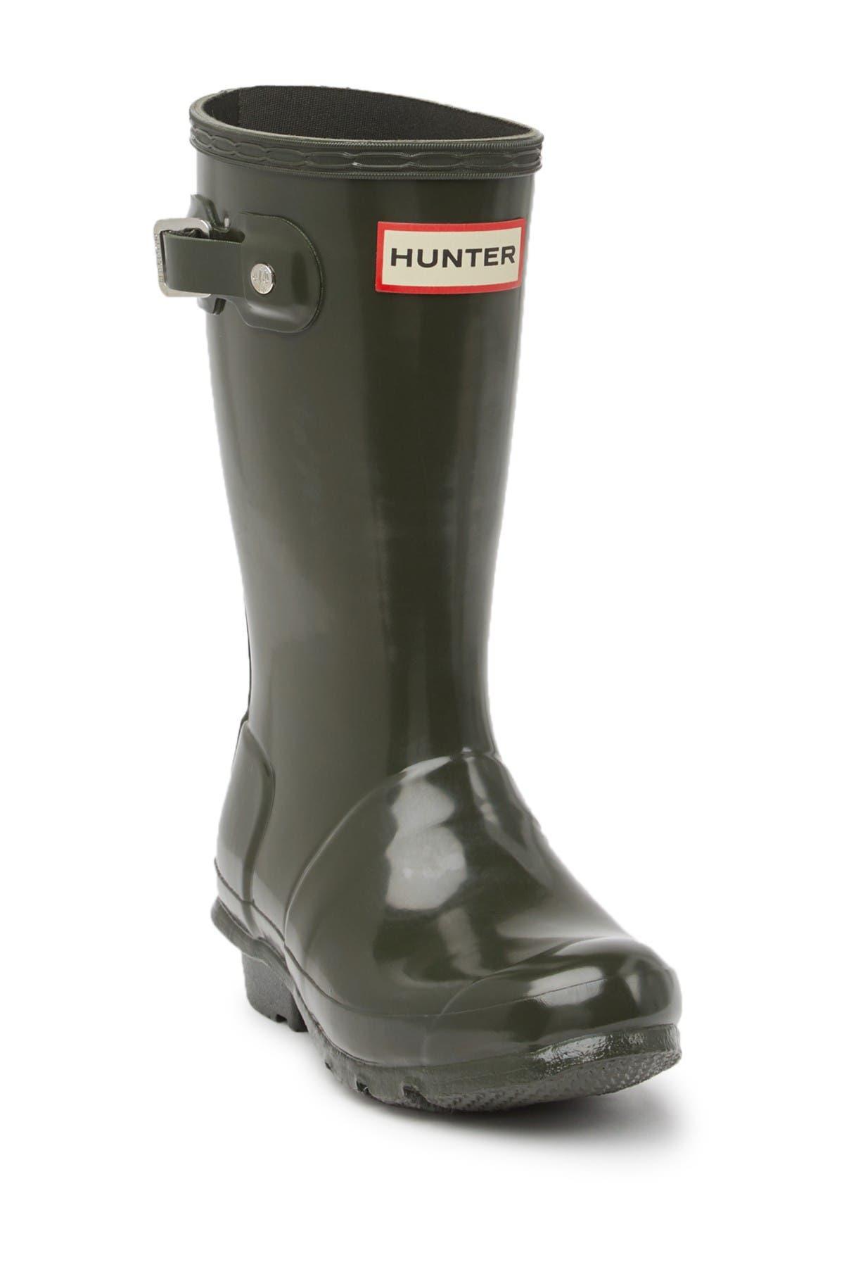 Hunter Boots ORIGINAL FIRST CLASSIC GLOSS WATERPROOF RAIN BOOT