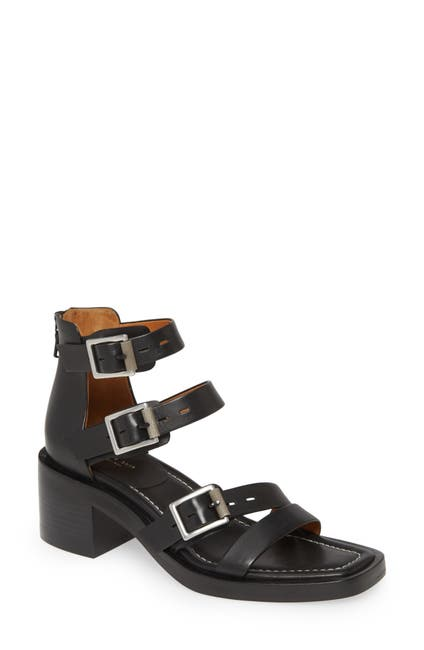 Image of Rag & Bone Fallon Moto Sandal