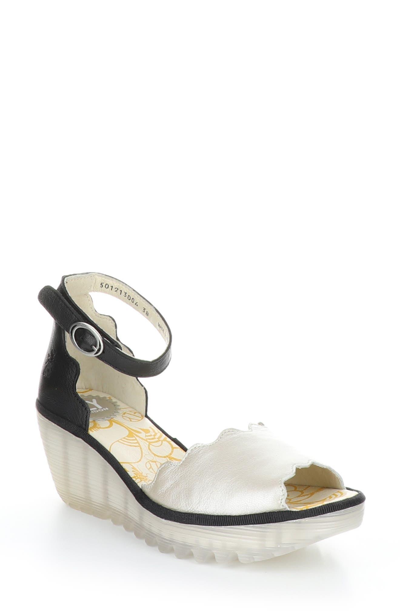 Yece Wedge Sandal