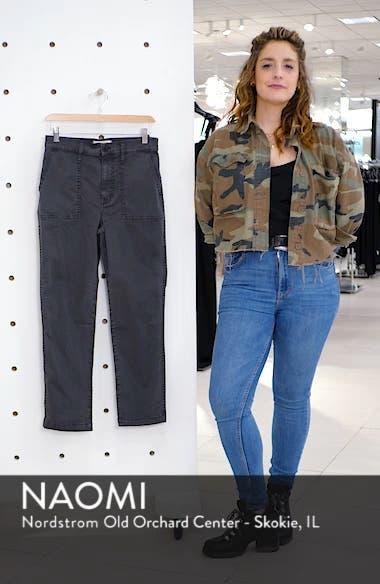 Stovepipe Fatigue Pants, sales video thumbnail