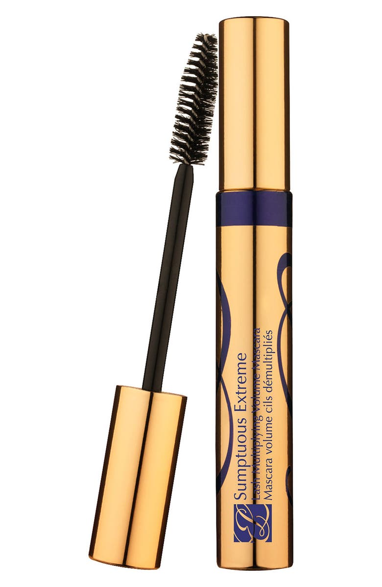 ESTÉE LAUDER Sumptuous Extreme Lash Multiplying Volume Mascara, Main, color, EXTREME BLACK
