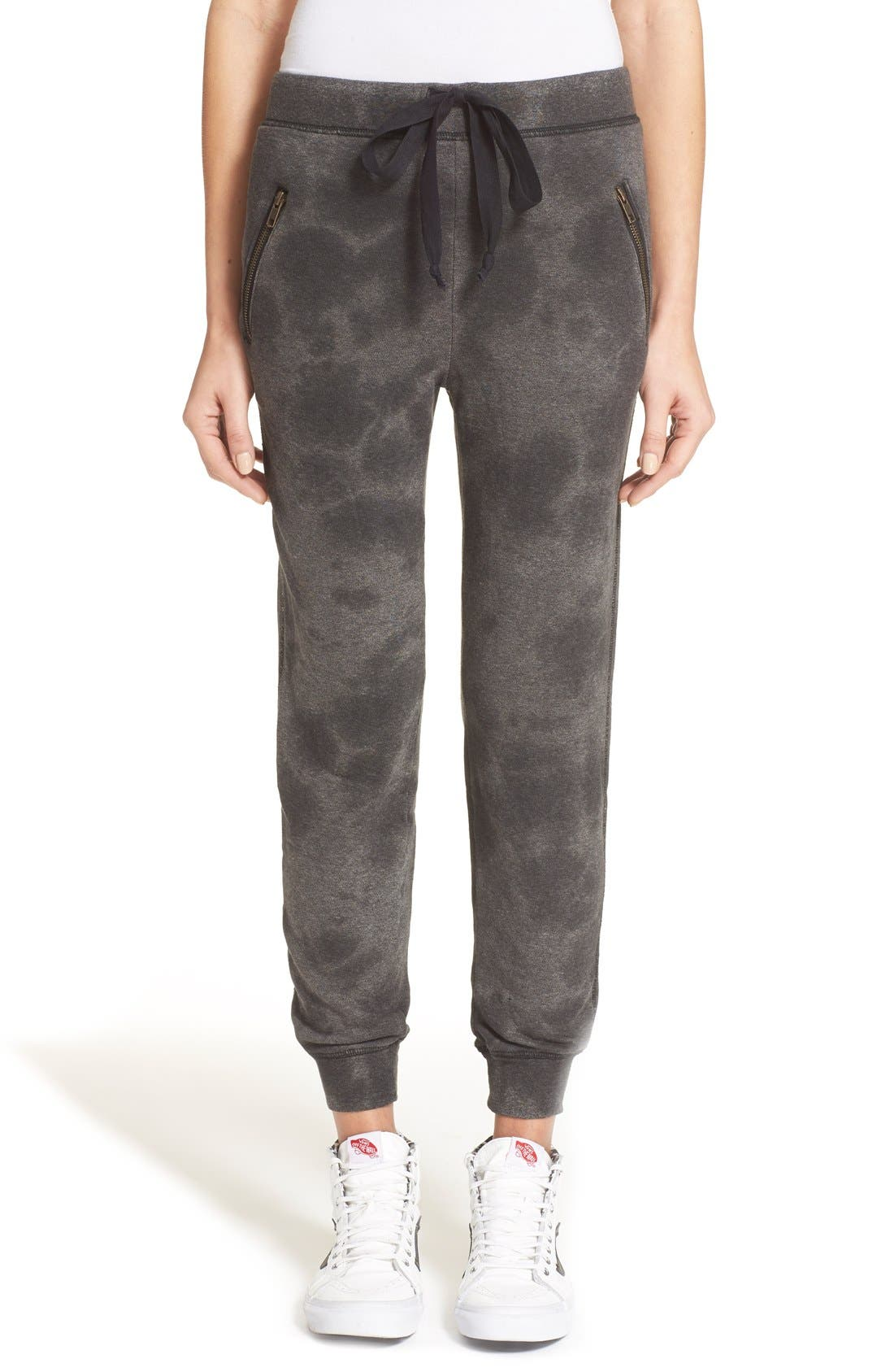 'The Zipster' Jogger Pants, Main, color, 091