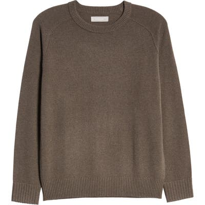 Everlane The Recashmere Crew Sweater, Green