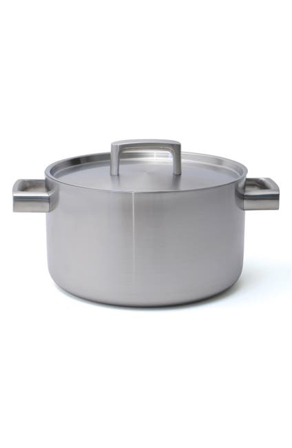 "Image of BergHOFF Ron 5-Ply 10"" Covered Stockpot"