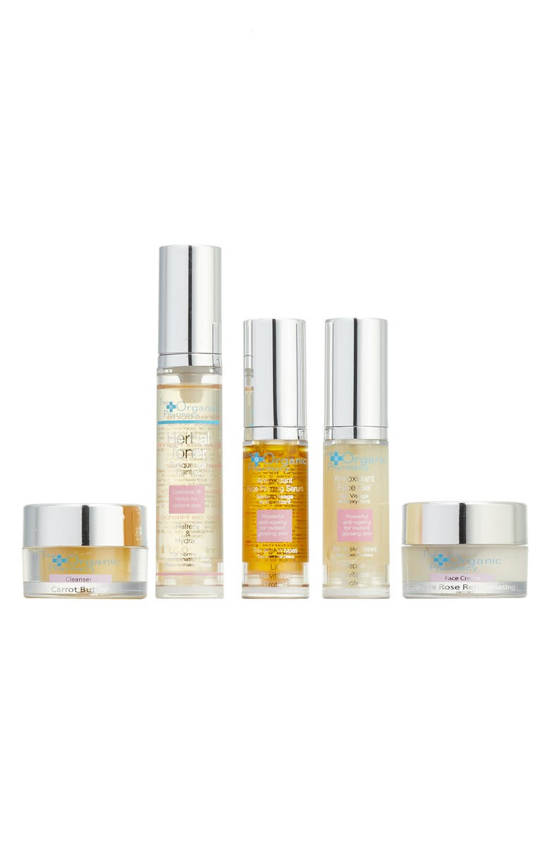 THE ORGANIC PHARMACY Discovery & Travel Set, Main, color, 000