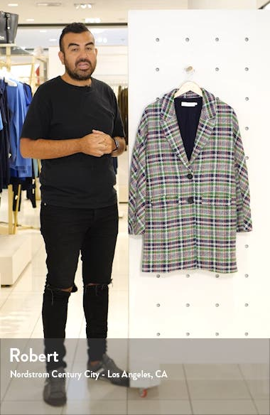 Keller Peaked Lapel Coat, sales video thumbnail