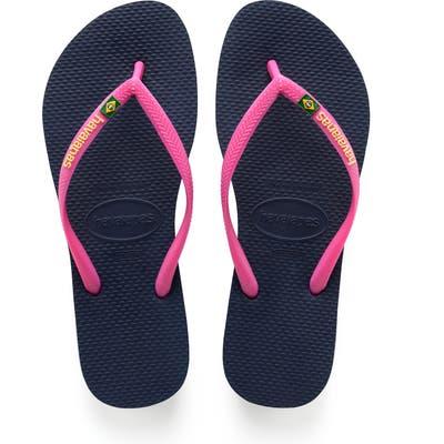 Havaianas Slim Brazil Flip Flop