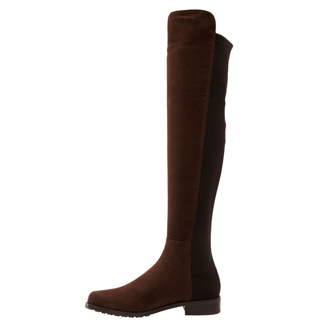 ,                             5050 Over the Knee Leather Boot,                             Alternate thumbnail 34, color,                             203